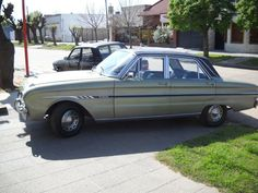Ford Falcon Futura 1969. Impecable