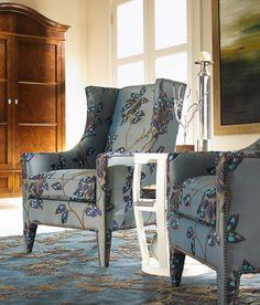 Sophia Wing Chair