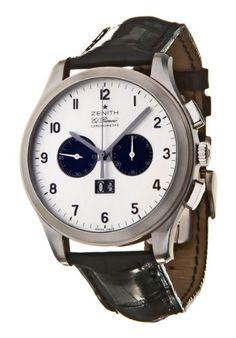 Zenith Class Men's Automatic Watch   http://www.cybermarket24.com/zenith-class-mens-automatic-watch-030520401001c580/