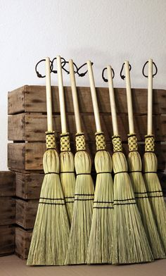 Hey, I found this really awesome Etsy listing at https://www.etsy.com/listing/126248934/toddler-size-corn-broom-woven-heritage