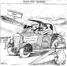 Why was the new deal unconstitutional?