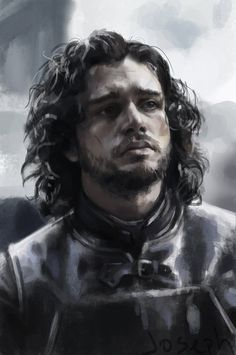 """you know nothing, jon snow"" 