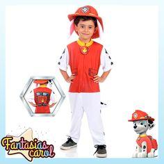 Lançamento na FantasiasCarol!  Fantasia Patrulha Canina Marshall Infantil Com Chapéu por apenas...  Confira -> https://www.fantasiascarol.com.br/prod,idloja,25984,idproduto,5430682