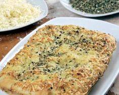 Cocina italiana: ¿cómo preparar una 'focaccia' casera