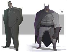 Bruce........The Batman by *kizer180