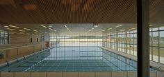 Swimming Center Vijuš / SANGRAD architects + AVP Arhitekti #architecture