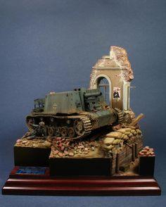 1/35 Stalingrad Diorama