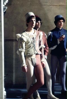 Permalink til billed - This photo is from December 1978 - Alan as Tybalt in BBC's 'Romeo & Juliet.'.
