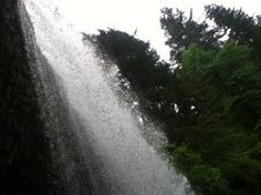 More waterfalls!!!! If it wasn't so cold I would totally go swimming at the bottom