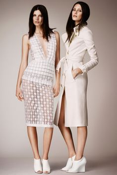 Burberry Prorsum Resort Collection 2014