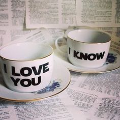 cute couple coffee cups :)