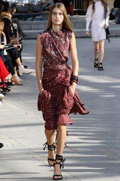 Isabel Marant, Look 18 #pfw #fashion
