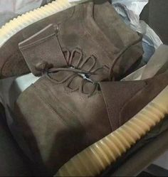 The Next Colorway Of The adidas Yeezy Boost 750 Has A Release Date - 18 Mar >> http://www.aiobot.com/?ap_id=lindasneakers