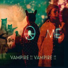 single cover art: me - vampire!! vampire!! [02/2013]