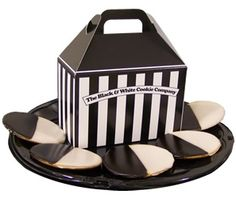 The Black and White Cookies company