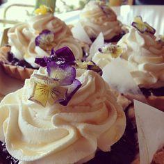 Blueberry Lavender Tart / 2tarts Bakery / New Braunfels, TX / www.2tarts.com