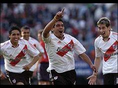Radamel Falcao García: Su Primer Gol en Primera División   River 3-1 Independiente (Clausura 2005)