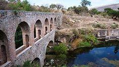 Acueducto Santa María de los Ángeles
