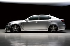 Lexus IS-F 'Sports Line Edition' by Wald International