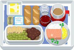 Airplane Food No. 2