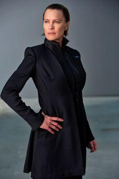 Robin Wright as Lt. Joshi | Blade Runner 2049 - Robin Wright Site