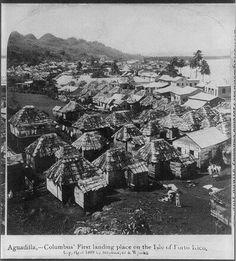 Aguadilla, 1899, Puerto Rico Historic Building Drawings Society