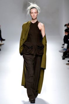 Haider Ackermann Fall 2013 Ready-to-Wear Collection Slideshow on Style.com