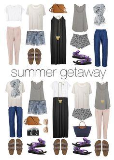 summer getaways travel pack list www.2105hollywoodplace.com