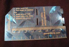 Cartões de Visita Criativos #6   via http://www.criatives.com.br/