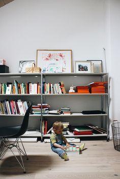 A Lovely Journey, Kidsroom, House Tours, Modern, Desk, Furniture, Home Decor, Bright Nursery, Workplace