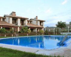 Casas de #vacaciones Vista Castillo en Córdoba Baena, Andalucía Interior. 6 personas, 4 piezas, 3 dormitorios.