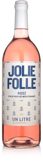Jolie Folle 2012 Bottle: Wild strawberry, watermelon and white-fleshed fruit with distinct aromas of white pepper and stone dust.