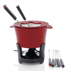 Fondue Set From Crate & Barrel — Maxwell's Daily Find 11.16.15
