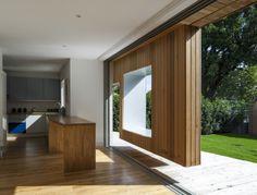 Cut and Frame / Ashton Porter Architects / Grange Park, London N21, UK