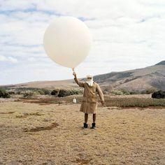 Jon Tonks - Marcus Henry, meteorological station, St Helena Island, 2013.