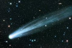 """For more than 4.5 billion years it hurtled through the outer reaches of space, a dirty snowball whose formation dates to the beginning of time itself. Last night, in the ultimate battle of fire versus ice, comet Ison reached the perihelion - when it is closest to the Sun - on a searing 845,000 mph journey that would either turn it into the """"comet of the century"""" or a galactic goof."""
