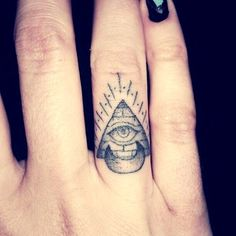 50 Best Finger Tattoos with Live Examples