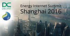 "DECENT attending internationally appealing Energy Internet & ""One belt, one road"" Summit in Shanghai on 9-10 November! https://decent.ch/decent-attends-speak-energy-summit-shanghai/"