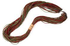 Material: buriti straw  / #biobijoux