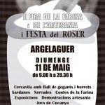 L'enfarinada d'Argelaguerés una fira dedicada a l'artesania i productes locals amb un ...