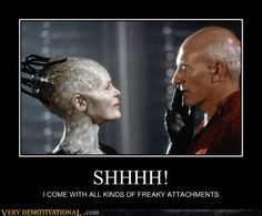 Dump A Day Demotivational Posters - 32 Pics Text Pictures, Funny Pictures, Star Trek Quotes, Very Demotivational, Star Trek Images, Star Wars, Dump A Day, Star Trek Universe, Star Trek Ships