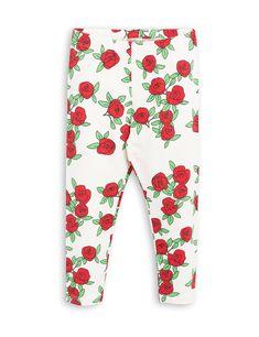 €16,- ROSE LEGGINGS offwhite - Mini Rodini