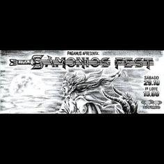 """[PAGANUS] SAMONIOS FEST: """"uma das noites mais épicas e clássicas que Hellcife já viu"""" - Acclamatur Zine #Paganus #SamoniosFest2016 #Review #AcclamaturZine #SangueFrioProduções Confira em: http://www.sanguefrioproducoes.com/n/599"""