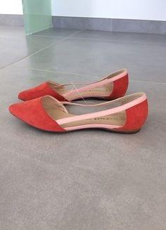 À vendre sur #vintedfrance ! http://www.vinted.fr/chaussures-femmes/ballerines-and-slippers/28212204-ballerines-38-naf-naf