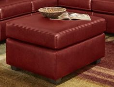 Tamera Ottoman | Chelsea Home Furniture | Home Gallery Stores