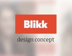 This was a redesign project in 2012 for the biggest hungarian tabloid site, Blikk. We worked on the 978 grid system to provide a modular layout for the project. Grid System, Working On Myself, New Work, Behance, Concept, Check, Design