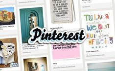 Love showing off the things you love? Have crafts that you think everyone should try? Have a new recipe that you want to share? Well then pinterest is a great place. This is a good place to show off things that you love or share your craft or recipe ideas with friends or other people. Everyone likes to try new things and pinterest is a great place to find just about thing that you are looking for.