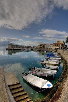 Nafpaktos, Grecia #Destinos
