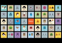 'Chineasy', la forma más fácil de aprender chino