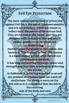 kiwilife Lucky Blue Hamsa Evil Eye Charm Amulet Hanging Pendant Or Wall Hanging Decoration for Protection Cheat Meal, Tatouage Main Hamsa, Eye Meaning, Hamsa Meaning, 5 Elements, Wiccan Spells, Wiccan Beliefs, Witchcraft Symbols, Chakra Meditation